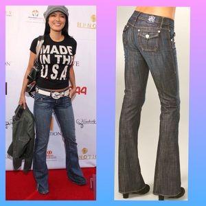Rock & Republic KISS stretch jeans size 28